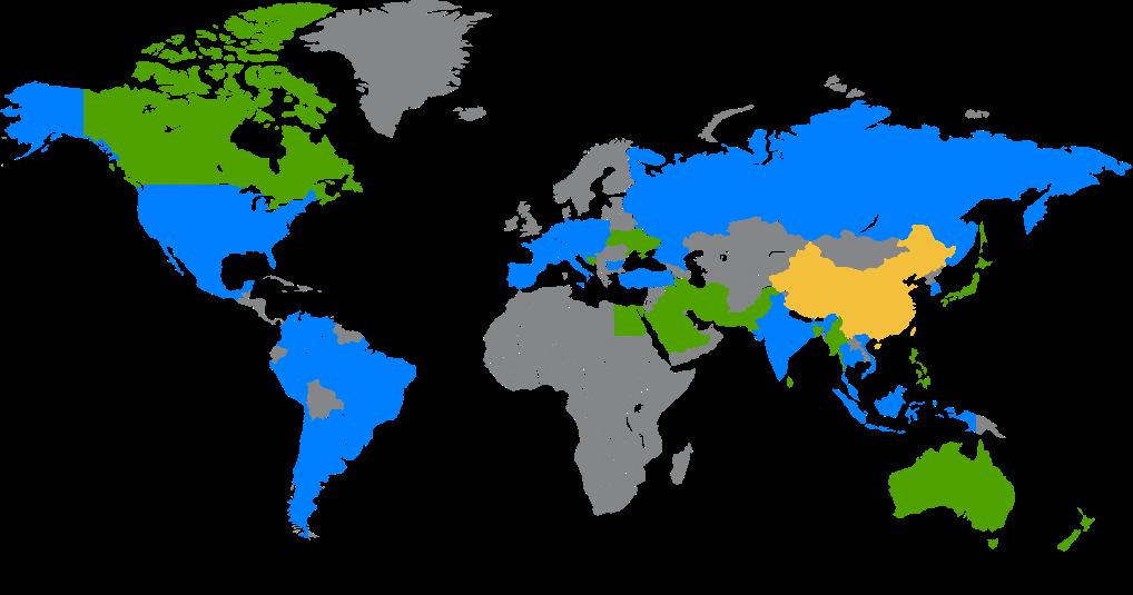 Suporte Global