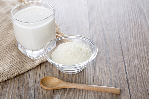 Particle Size Analysis of Skimmed and Full-Fat Milk Powder